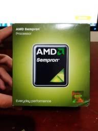 Processador AMD Sempron 145 2.8Ghz + Cooler Original
