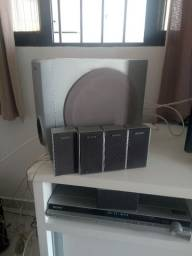 Home Theater Sony (defeito)