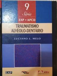 Livro Traumatismo Alvéolo-dentário - APCD