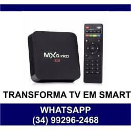 TV Box 4G 8g 64Gb  * Promoção * Fazemos Entregas