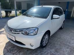 Toyota Etios - Baixa KM - Automático - Impecável