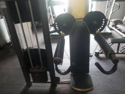 Maquina de deltoide