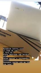 Notebook lenovo, bem conservado!!