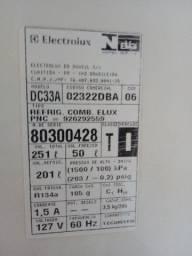 Geladeira duplex eletrolux
