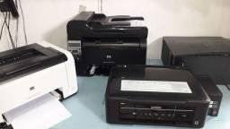 Manutenção em Impressoras_ HP Brother Epson Samsung Lexmarck Ricoh