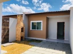 JP casa nova com terreno 6x29 nascente com 2 quartos 2 banheiros entrada facilitada