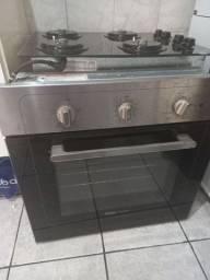 Vendo cooktop gas e forno  elétrico
