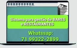 SISTEMA p NOTA FISCAL Bares e Restaurantes