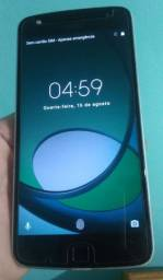Motorola Moto Z Play Biometria 32GB 3GB ram Perfeito