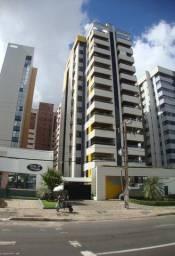 Apartamento na Ponta D' Areia, Vista Mar, 3 Quartos sendo 2 Suítes, 140 M²
