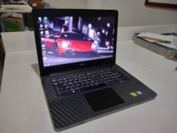 Notebook Dell i7 6500u 16gb ram GeForce 930m 4gb dedicada