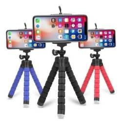Tripé Para Celular Smartphone Ajustável Universal