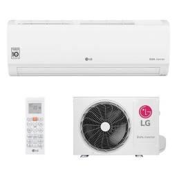 Ar Condicionado Split Hw Dual Inverter Lg 9000 Btus Frio