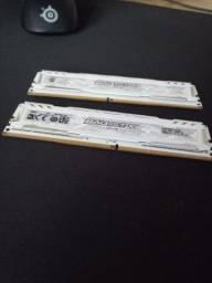Memória RAM 4gb ddr4 2400hz Ballistix