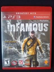 INFAMOUS (JOGO PS3)