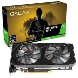Placade vídeo Galax Geforce Gtx 1660 6Gb 1click Oc