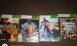 Vendo jogos originais Xbox 360