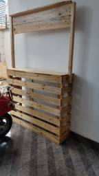 Móvel de madeira / palet