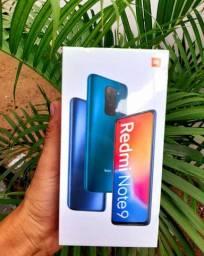 Smartphone Xiaomi Redmi Note 9 64gb + 3gb