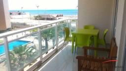 Apartamento mobiliado com 2 quartos, no VG FUN, Praia do Futuro