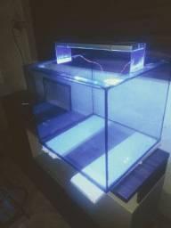 Luminária para aquário 40w
