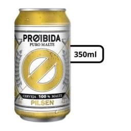 Promoção Cerveja Proibida 350ml - R$ 1,84