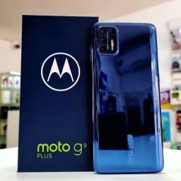 Moto G9 plus 128 gb lacrado
