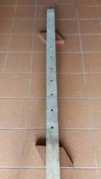 Palanque Concreto Cerca / Trepadeira