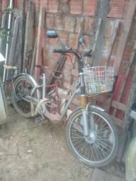Vendo esta moto bicicleta
