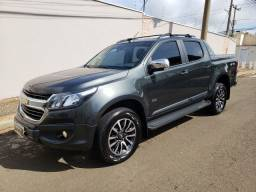 GM S10 cinza High Country 2019 Diesel Automatica 4x4 baixo km