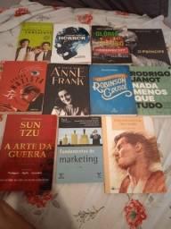 Livros novos/seminovos