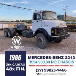 Mb 2213 Truck Traçado Wagner Veículos