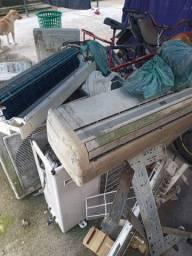 Ar condicionado split gree 18.000 btus usado