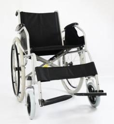 Cadeira de Rodas Aluminio Dobravel