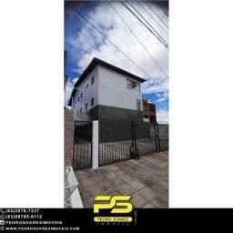 Título do anúncio: Apartamento com 2 dormitórios para alugar, 60 m² por R$ 1.500/mês - Altiplano - João Pesso