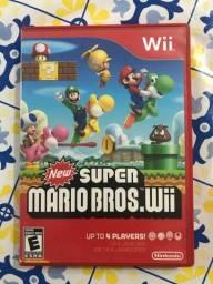 Título do anúncio: Jogo para Wii - Super Mario Bros