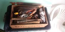 Caixa repleta de ferramentas