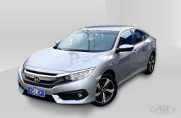 Apenas 43.706 Km - Civic EX 2.0 Flex 16V Aut.4p - 2017 Sem Retoques