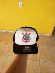 Boné do Corinthians 100% novo em Samambaia Sul