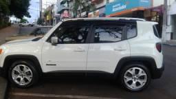 Jeep renegade limited com teto solar