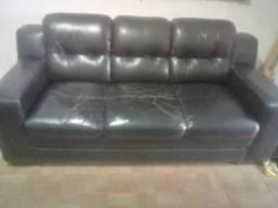 Sofá de três luga