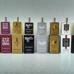 Promoção de perfumes para fevereiro