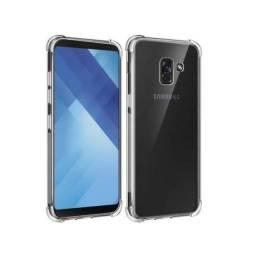 Capinha Capa Case Anti Shock Para Celular Samsung Galaxy A8