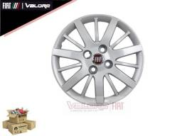 calota roda aro 14 fiat original 100170328