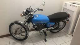 CG Bolinha 125 1979 relíquia
