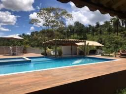 Título do anúncio: Sitio em Santa Luzia com piscina, sauna, churrasqueira e bar molhado
