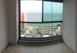 Flat 40m² a 1 Quadra do Mar, Lazer Completo na Cobertura