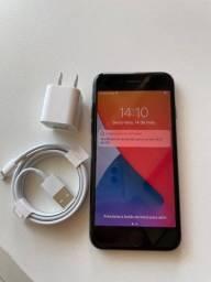 iPhone 8 preto de 64 gigas novinho, venda particular, oportunidade