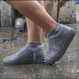 Capa par chuva sapato