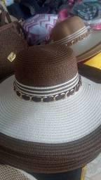 Chapéus de Praia Feminino